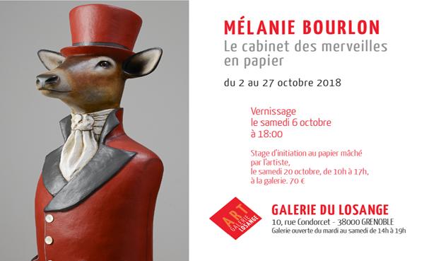 Expo Galerie du losange octobre 2018