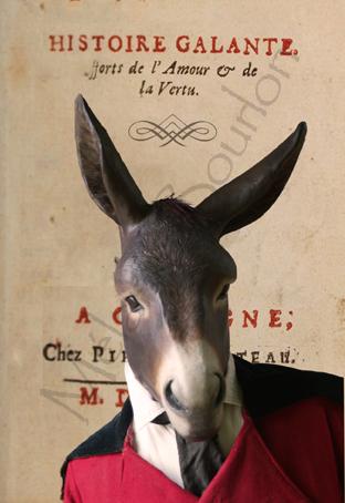 Histoire galante - Carte postales Mélanie Bourlon - série 1