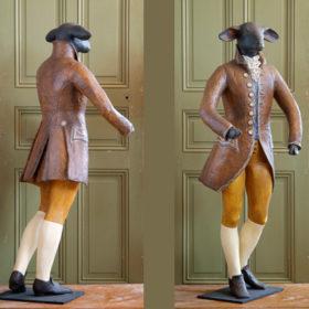 Agneau marquis- Sculpture en papier de Mélanie Bourlon - 38 Le Avenières - Isère - Rhône-Alpes - France - Photo : Anthony Cottarel