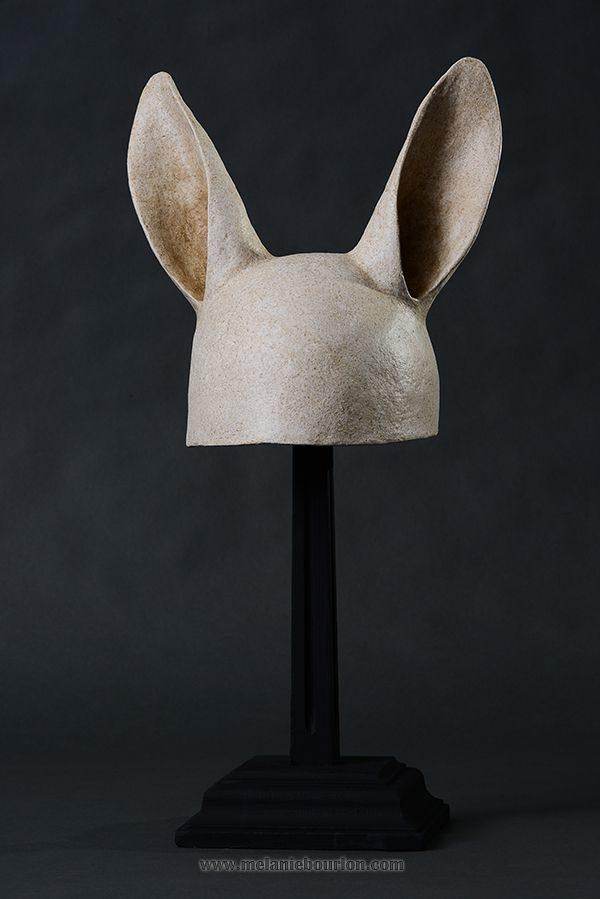 - Cabinet de curiosités - Sculpture en papier de Mélanie Bourlon - 38 Le Avenières - Isère - Rhône-Alpes - France - Photo : Anthony Cottarel