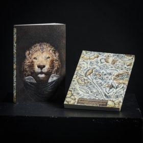 Cahier lion