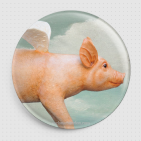 badge Cochon
