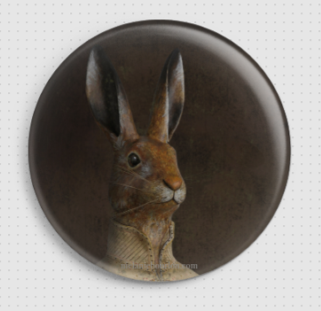 Badge Lièvre