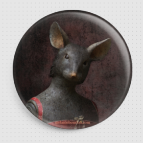 Badge Souricette