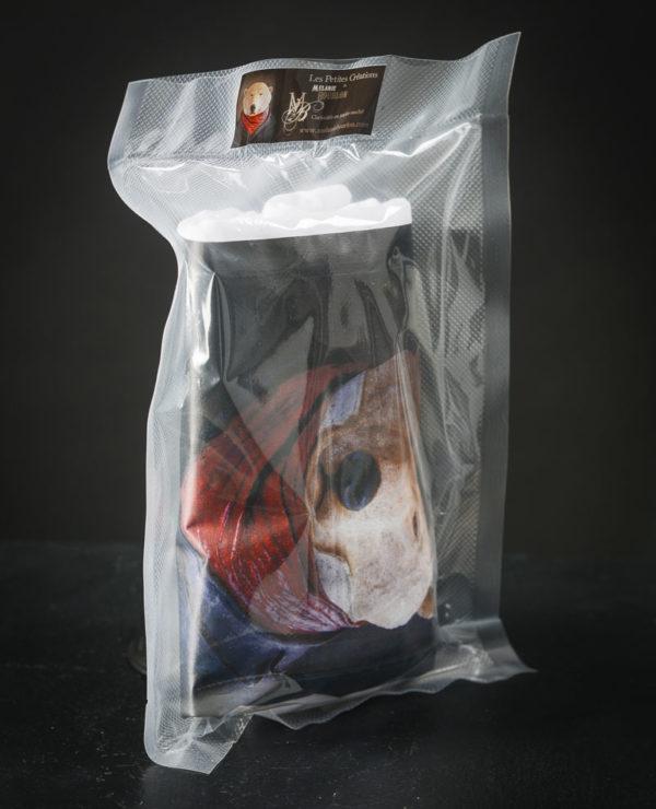Emballage Tablier Mélanie Bourlon