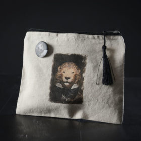 pochette lion 2 formats