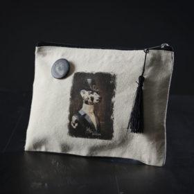 pochette dalmatienne 2 formats