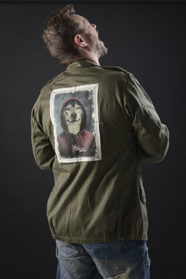 Vestes recyclées