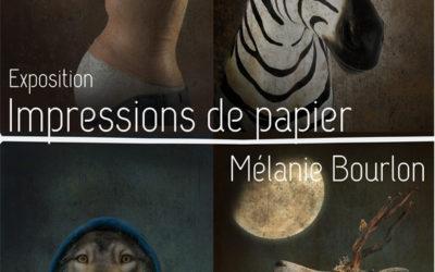 """Expo """"Impressions de Papier"""" du 2 mars au 25 juin"""