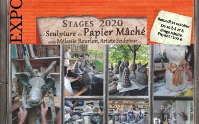 Expo à St-Germain-du-Puy du 3 au 31 Octobre