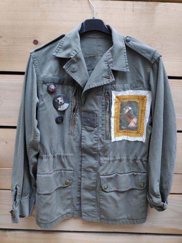 veste recyclées