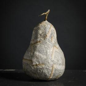 pomme poires sculptures