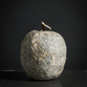 pommes poire sculptures