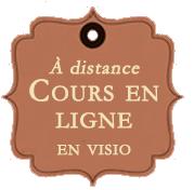 Mélanie Bourlon - Cours en ligne papier mâché à distance en visio