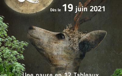 """Expo """"Le Bestiaire"""" à Quirieu (38)"""